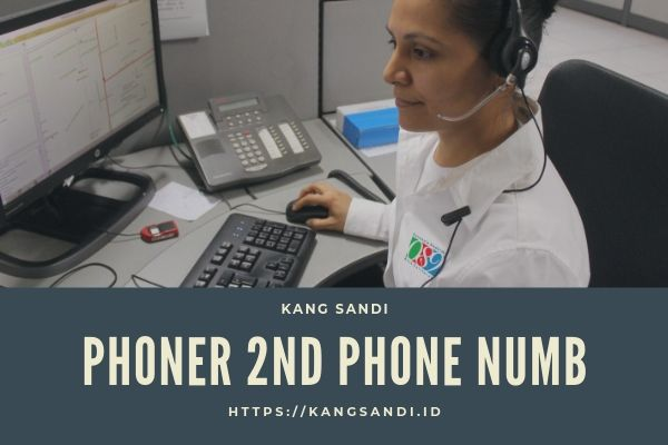 Tutorial Phoner 2nd Phone Number apk