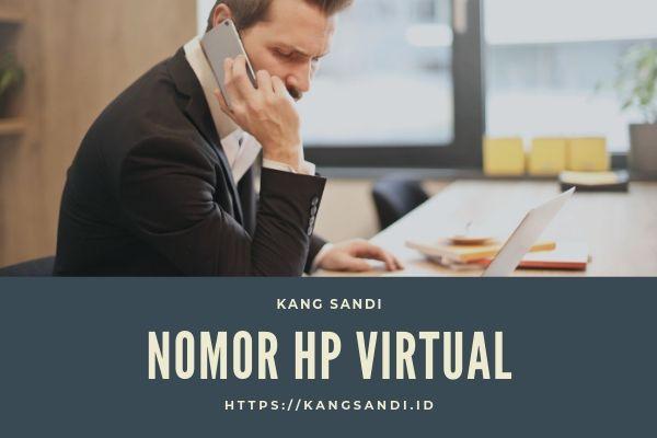 cara membuat nomor hp virtual indonesia