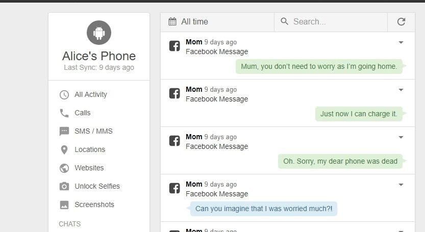 Cara menyadap messenger tanpa aplikasi apapun