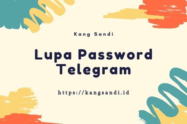 lupa password telegram