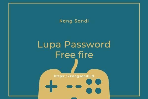 lupa kata sandi free fire vk password