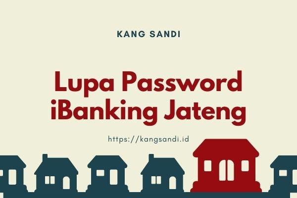 lupa password ibanking bank jateng